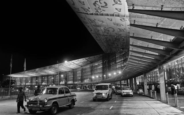 Calcutta Airport T2 | Debopriyo Datta 2013