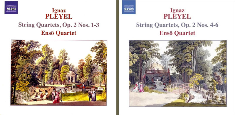 Enso+Quartet+-+Pleyel+String+Quartet+Op2