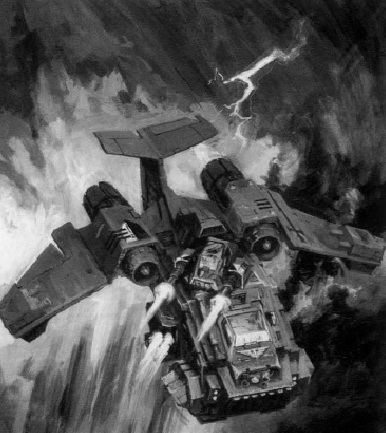 6th Edition Flyers: Flakk Missiles, Shadow Skies