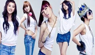 Girlband Terbaik Korea - 4minute