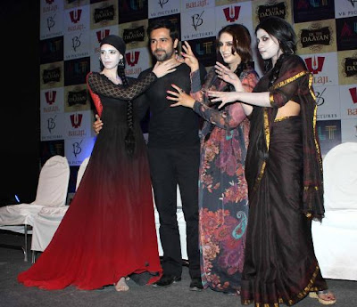 Ek Thi Daayan Movie Press Meet Photo