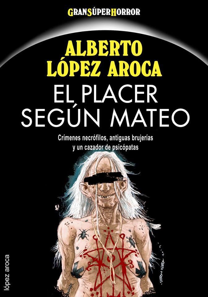 """EL PLACER SEGÚN MATEO"", 18 euros"