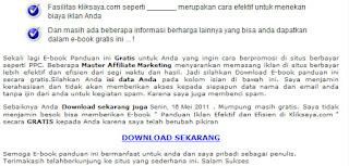 Cara Download file Di Ziddu