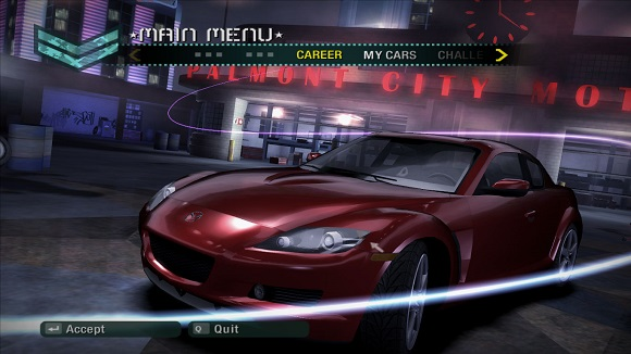 need for speed carbon pc game screenshot gameplay review 1 Need for Speed Carbon (PC/ENG) Full Crack
