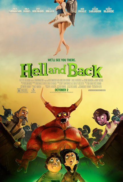 Hell and Back (2015) ταινιες online seires oipeirates greek subs