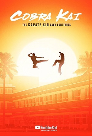 Cobra Kai - 1ª Temporada Legendada Séries Torrent Download completo
