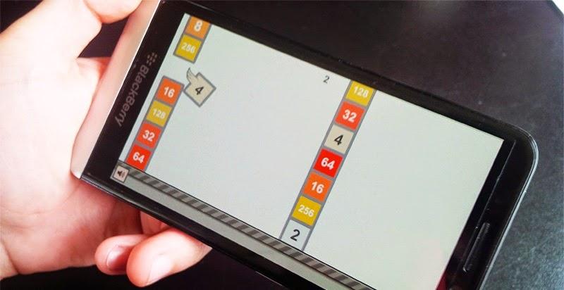 El día de hoy ha llegado un juego muy inteligente al BlackBerry World gratuito para los usuarios de BlackBerry 10. Se llama Flappy 2048. Como el nombre puede sugerir, que combina el exitoso juego Flappy Bird con el juego de rompecabezas de 2048, y hace que para algunos el juego sea muy interesante de verdad! Este juego es muy popular en Facebook y la web. Es un juego muy interesante y divertido, les recomiendo instalarlo en sus dispositivo. Descarga AQUI Fuente: BerryFlow