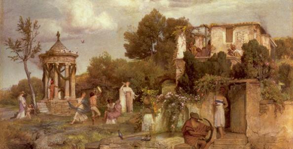 Enfiteusis y antigua Roma