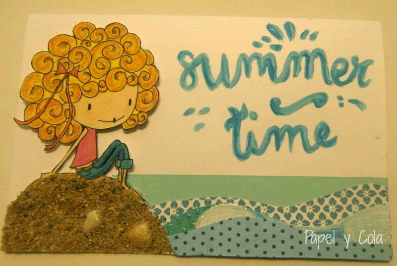 Summertime - Papel y Cola