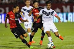 Newell's y Vélez aburrieron en Rosario en un pobre empate
