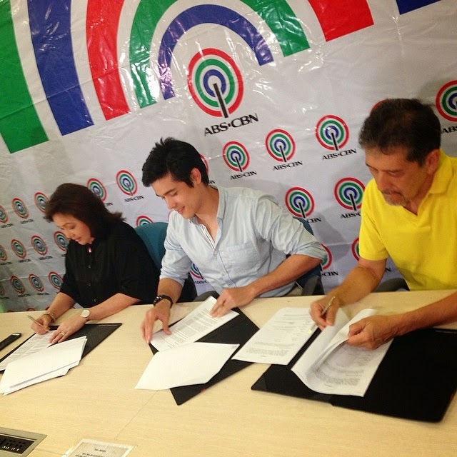 Xian Lim signs two-picture contract with Star Cinema