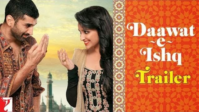 DAAWAT-E-ISHQ OFFICIAL TRAILER | ADITYA ROY KAPUR | PARINEETI CHOPRA
