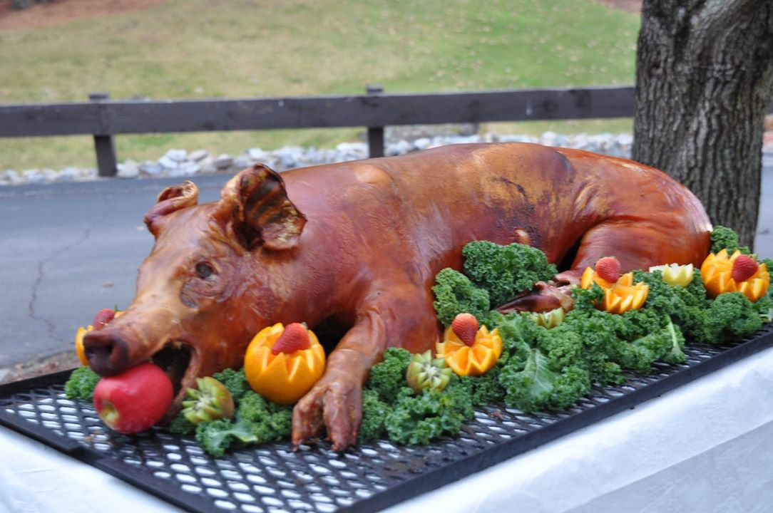 how to cook a whole pig on grill