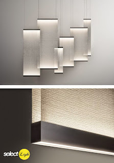 Curtain Lamp - Arik Levy