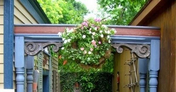 fotos de jardins horizontais : fotos de jardins horizontais:Gosto Disto!: Jardins em Pequenos Espaços – Small Gardens