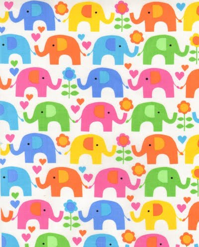Tivoli Quilt Creations - Elephant