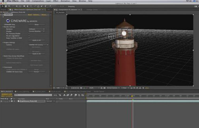 Cinema 4D R15 SIGGRAPH 2013 Rewind | CG Daily news