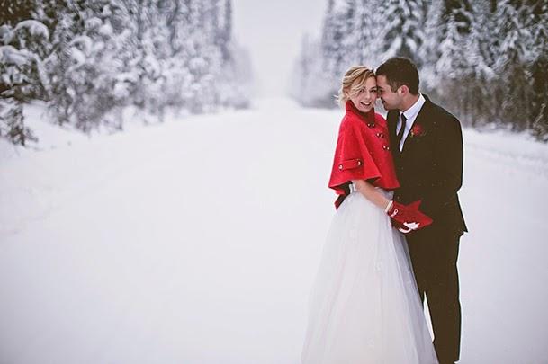 Dlaczego Warto Wziąć ślub Zimą