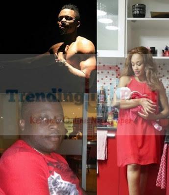 Diamond, zari hassan and ex husband