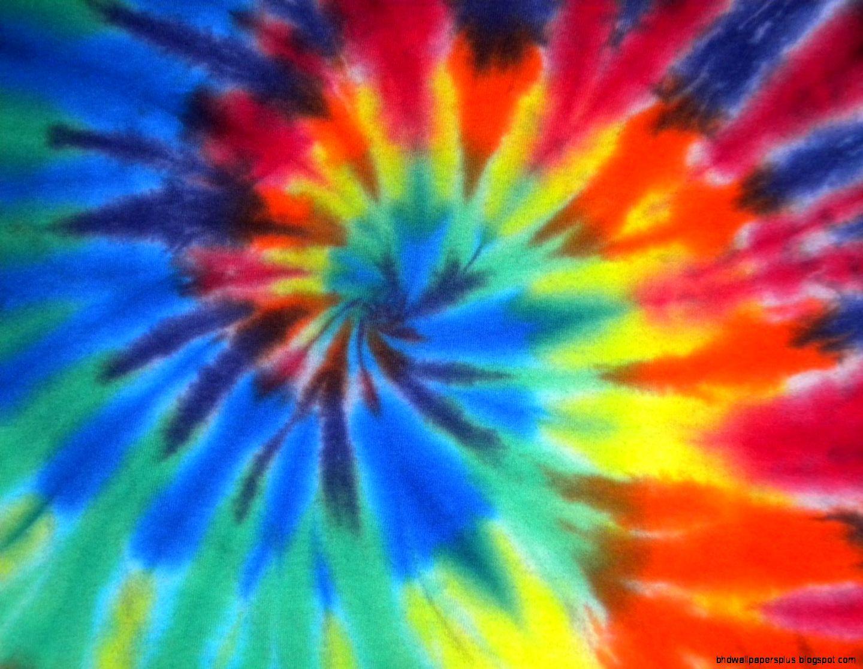 Tie Dye Wallpaper