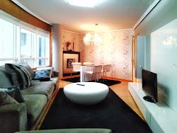 Piso de tres dormitorios en venta en Las Conchiñas, garaje. 220.000€