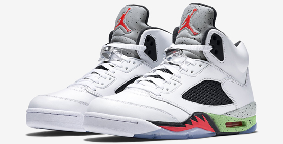 air jordan retro 5 all colors