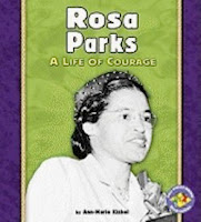 bookcover of ROSA PARKS: A Life Of Courage  by Ann-Marie Kishel