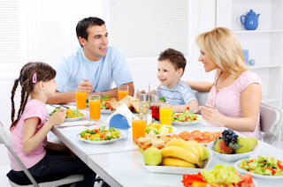 Comer sano y ligero