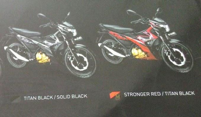 Iklan Satria F150 Injeksi FI Sudah Ada - Pertanda Segera Brojol