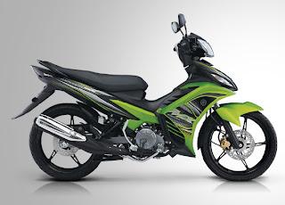 Harga Motor Yamaha Jupiter Mx Cw 2012