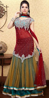Party-Wear-Bridal-Choli