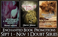 Sharon Johnson's Doubt Series Tour & Giveaway