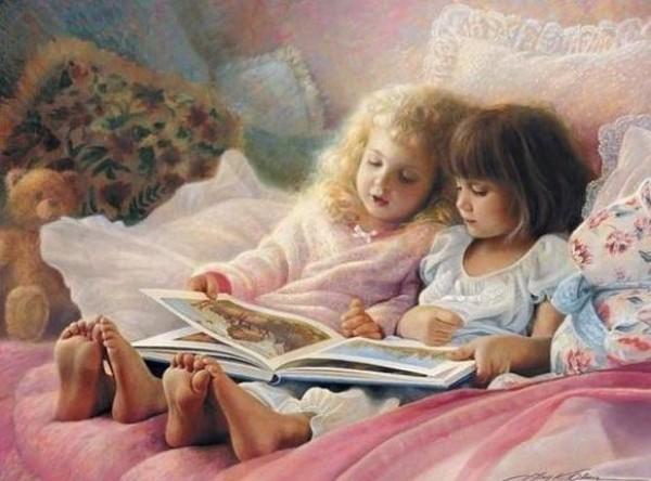 Первый класс нас учить всех читать