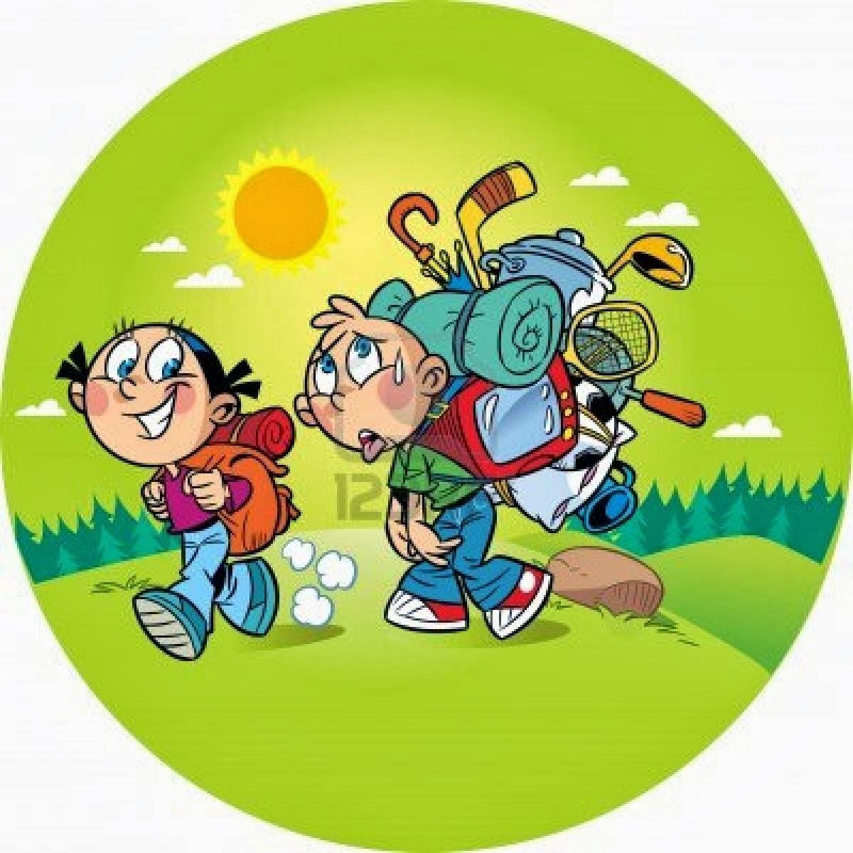 Todo Ministerio Infantil: Campamentos - 44 Juegos para campamentos