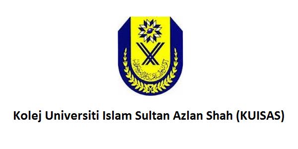 Jawatan Kerja Kosong Kolej Universiti Islam Sultan Azlan Shah (KUISAS) logo www.ohjob.info mac 2015