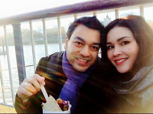 Sarimah Ibrahim Dan Tunku Jamie Nikah 2 April 2015
