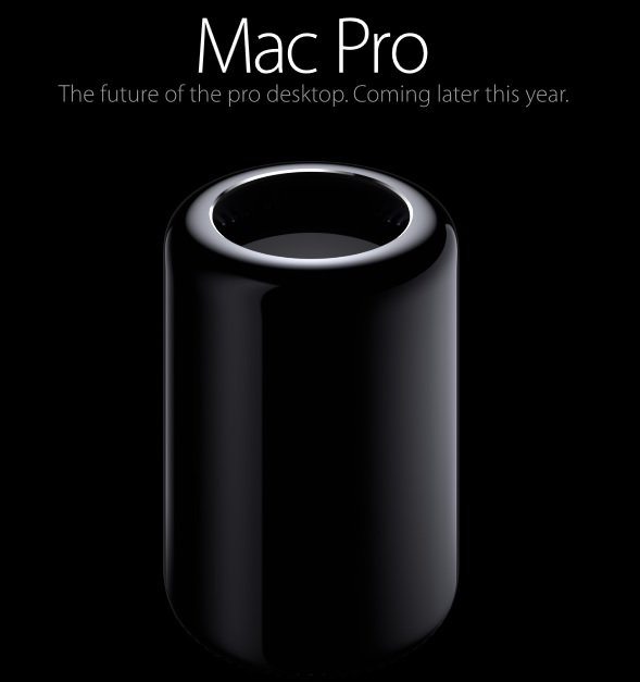 Nueva Mac Pro de Apple