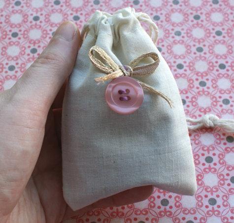 DIY Lavender Sachet - Easy Handmade Lavender Sachet Tutorial
