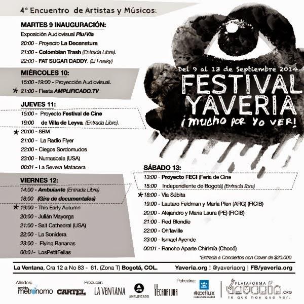 Festival Yaveria 2014