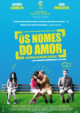 Os Nomes do Amor Dublado 2012