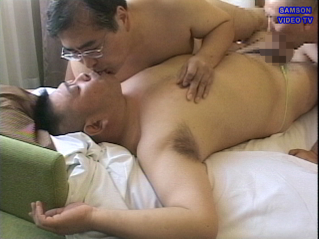 Japanese Mature Gay Men Enticing Japanese Gay Bear Porn