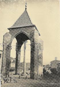 Cruz cubierta Calle San Vicente
