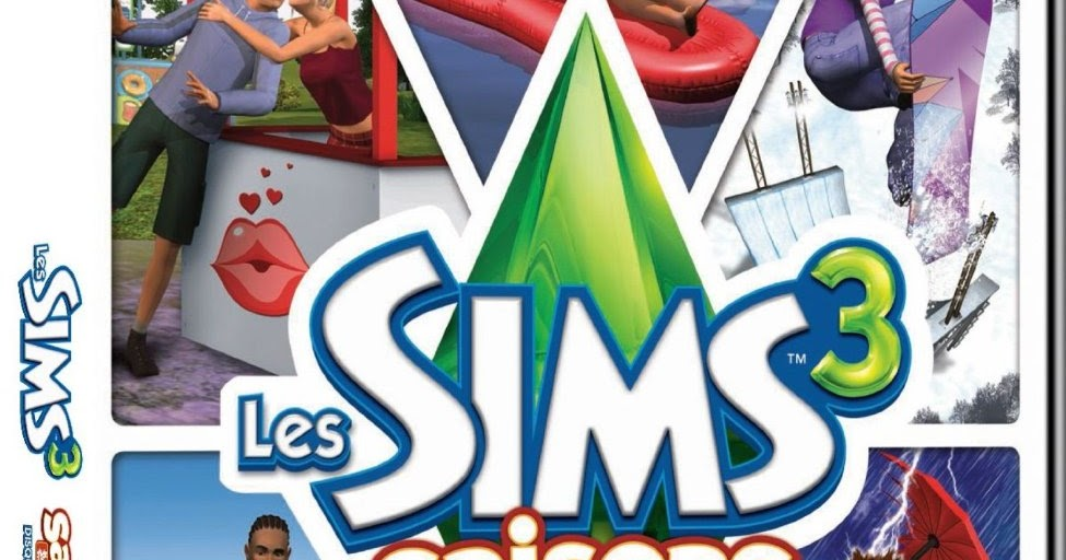 les sims 3 saisons disque additionnel telechargement jeux pc gratuit crack cracked jeux pc. Black Bedroom Furniture Sets. Home Design Ideas