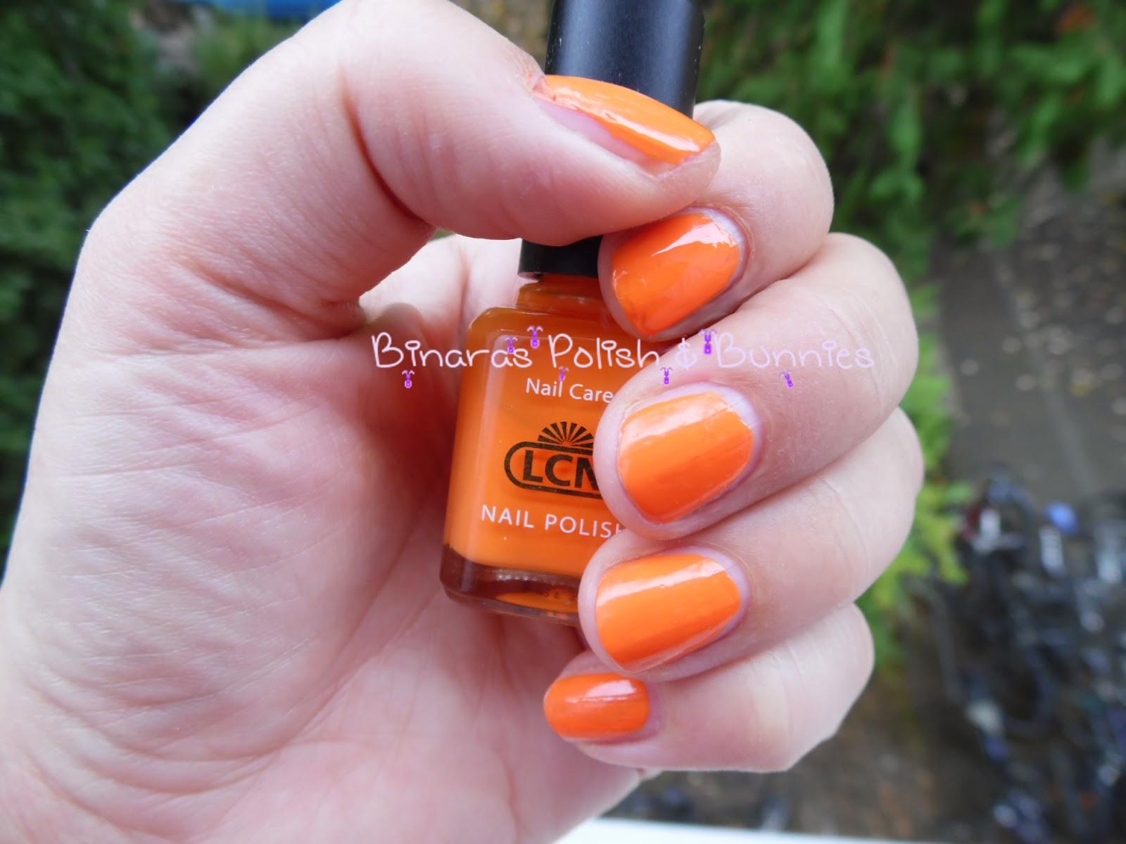 Binara's polish & bunnies: [lacke in farbe ... und bunt 3] runde 3 ...