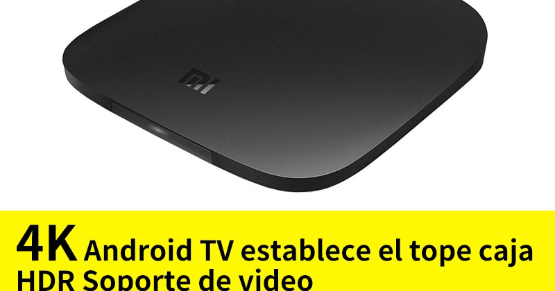 mi box 3 android tv 6 0 smart 4k hd tv box quad core set top box