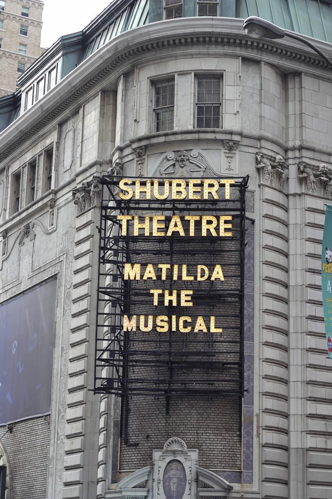 Broadway, Shubert Theatre