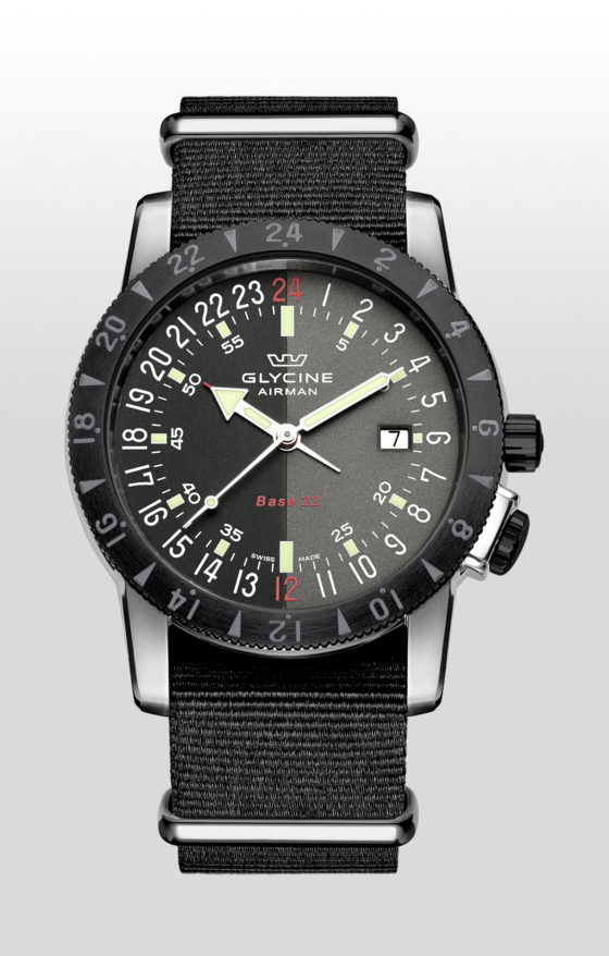 Glycine Airman 2015