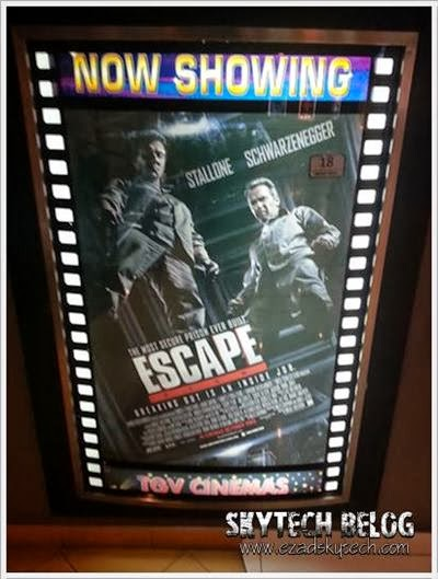 Film Review : Escape Plan