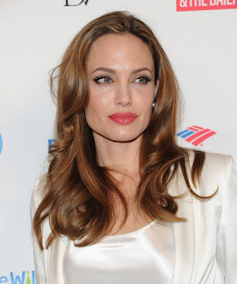 Angelina Jolie 3rd Annual Women in the World Summit