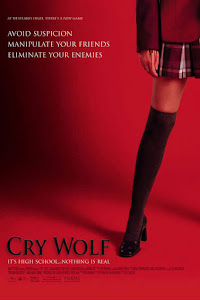 Cry Wolf Poster